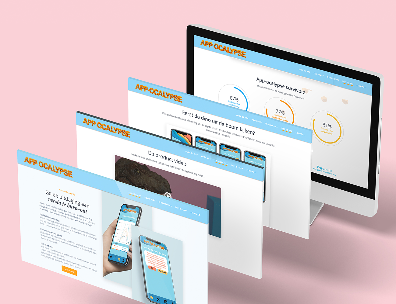 Web Design - A-Town Agency